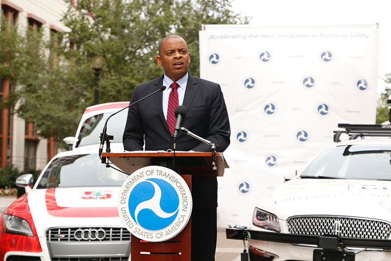 U.S. Transportation Secretary Anthony Foxx. (Photo: U.S. Department of Transportation)