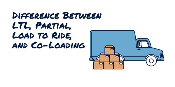 Doft   Difference Between LTL and Partial Truckloads  What